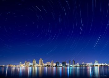 CS_SD Skyline Star Trail 3a