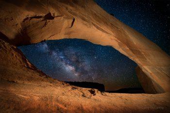 Wilson Arch, Utah